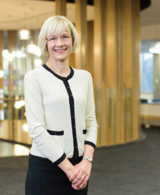 Vice-Chancellor Professor Deborah Terry